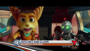 Ratchet and Clank llegan al cine